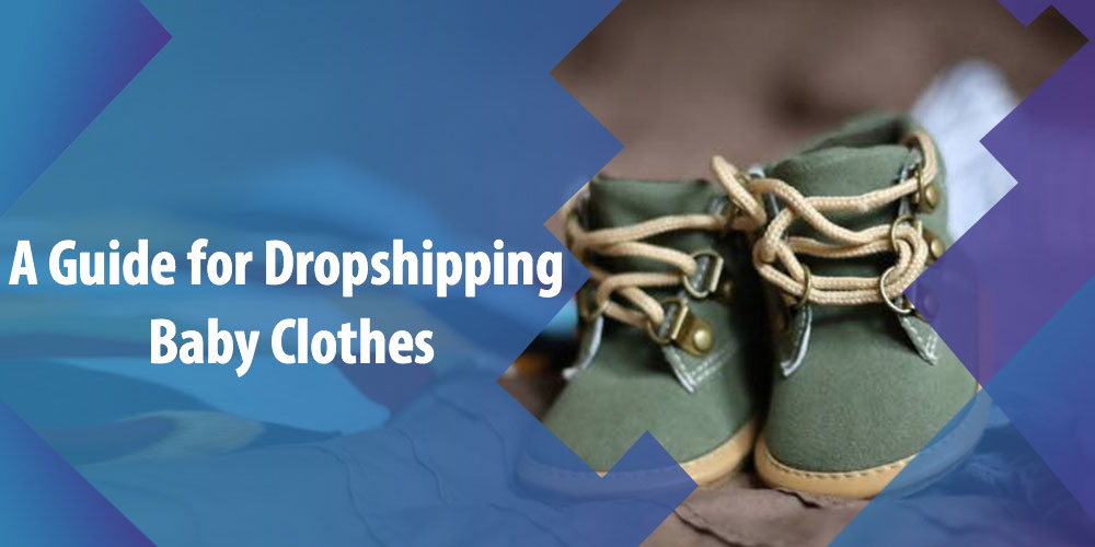 Dropshipping baby clothes with HyperSKU