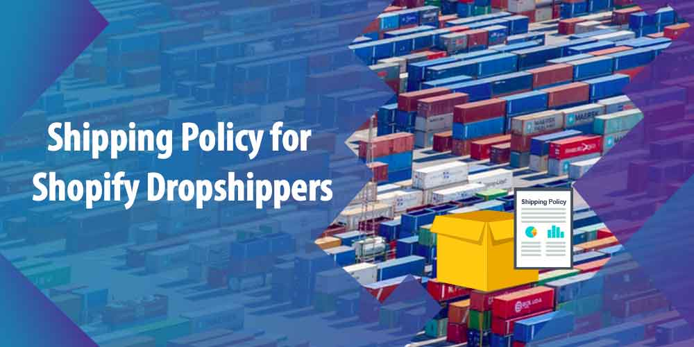 dropshipping shipping policy HyperSKU